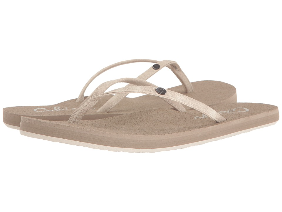 Cobian - Nias Bounce (Cream) Women's Sandals