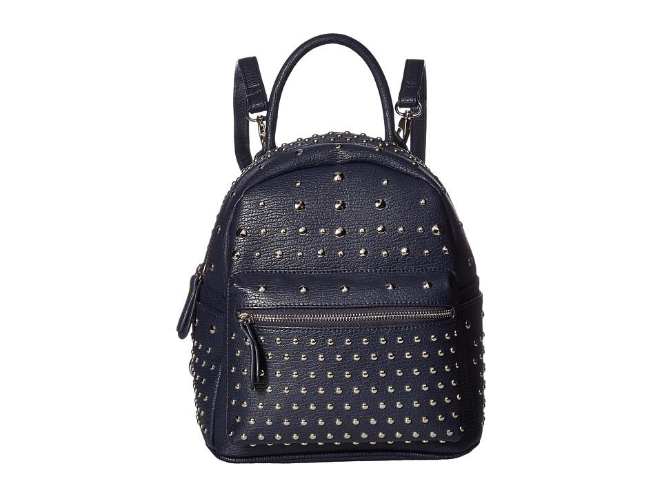 Gabriella Rocha - Zurina Studded Backpack (Navy) Backpack Bags