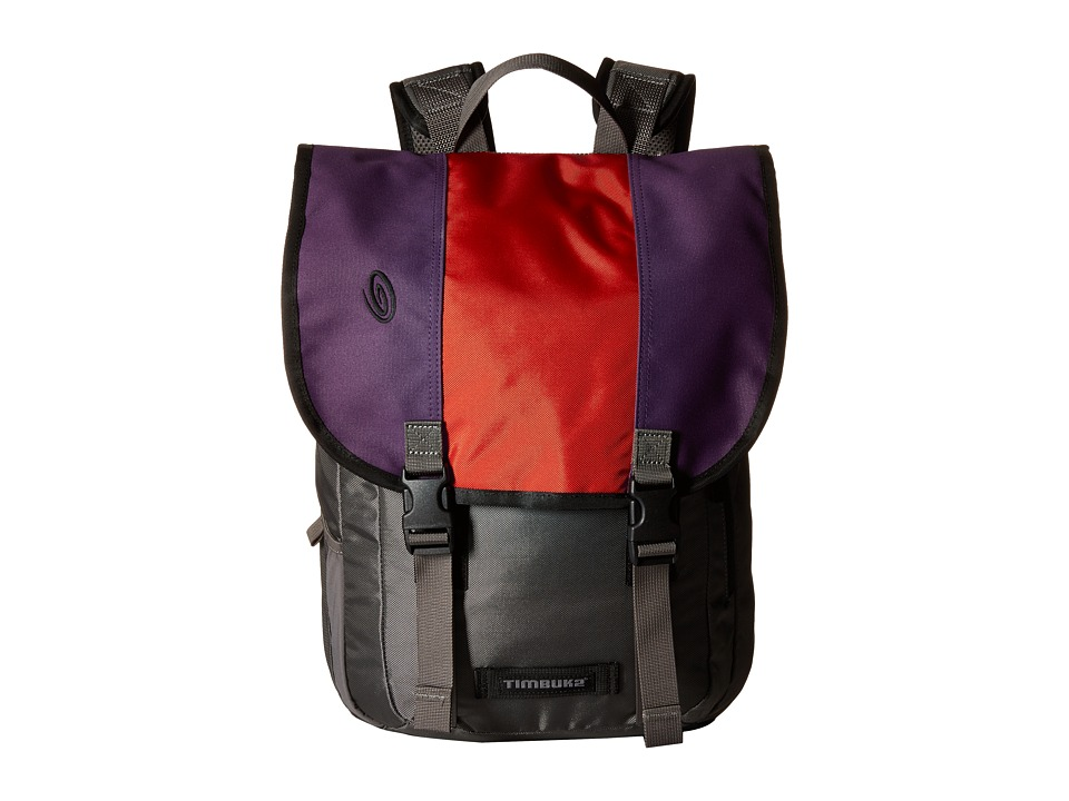 Timbuk2 - Swig Pack (Blackberry/Crimson/Blackberry) Backpack Bags