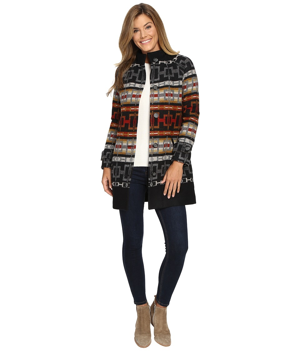 Pendleton - Pecos River Coat (Pathfinder Jacquard) Women's Coat