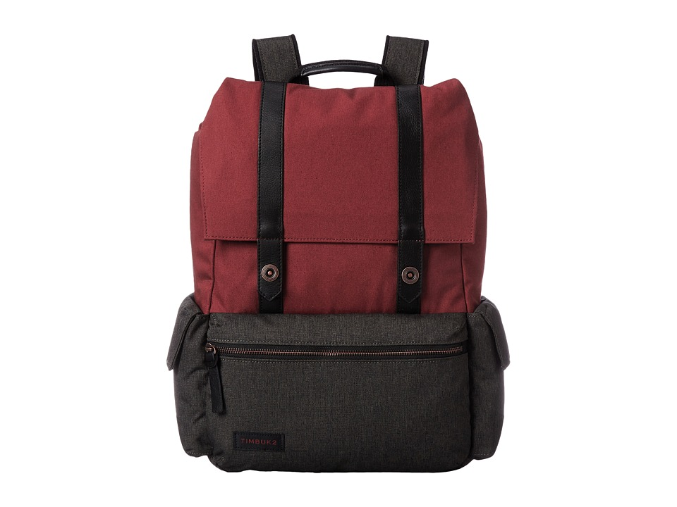 Timbuk2 - Sunset Pack (Red Devil Black) Day Pack Bags