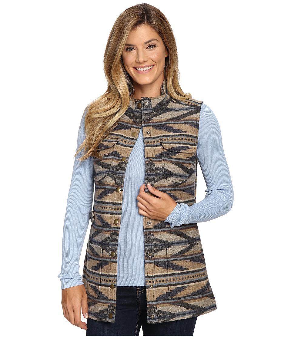 Pendleton - Fenceline Vest (Rio Canyon Jacquard) Women's Vest