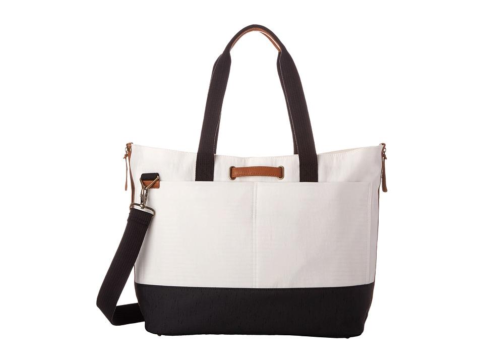 Timbuk2 - Hyde Tote (Large) (Pearl) Tote Handbags