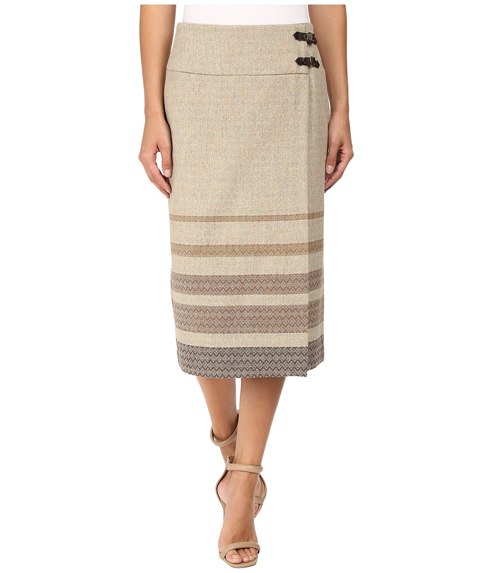 Pendleton - Vista Ridge Skirt (Stripe Dobby Weave) Women's Skirt