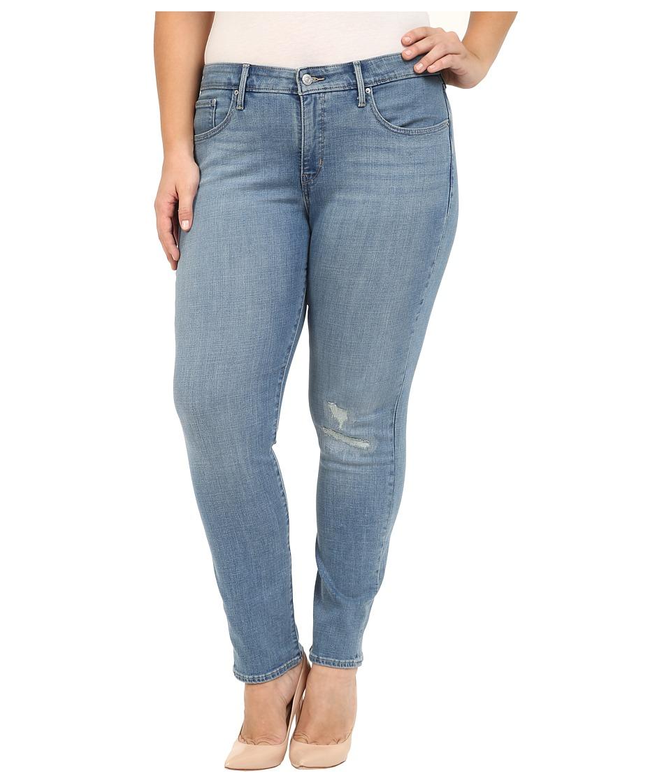 Levi's(r) Plus - 311 Shaping Skinny (Beach Pebble) Women's Jeans