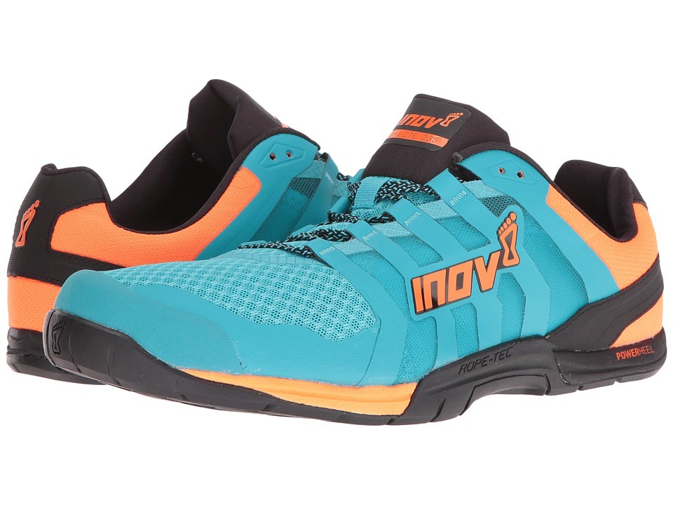 inov-8 F-Lite 235 V2 (Blue/Neon Orange/Black) Men