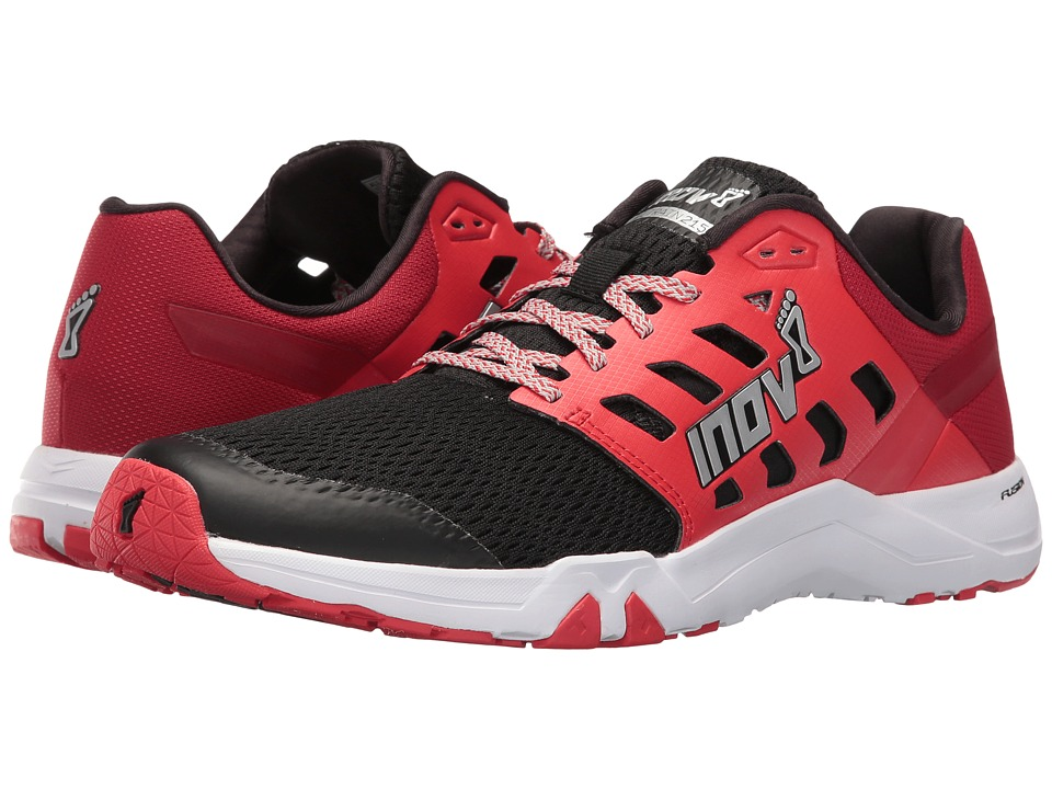 inov-8 All Train 215 (Black/Red/White) Men
