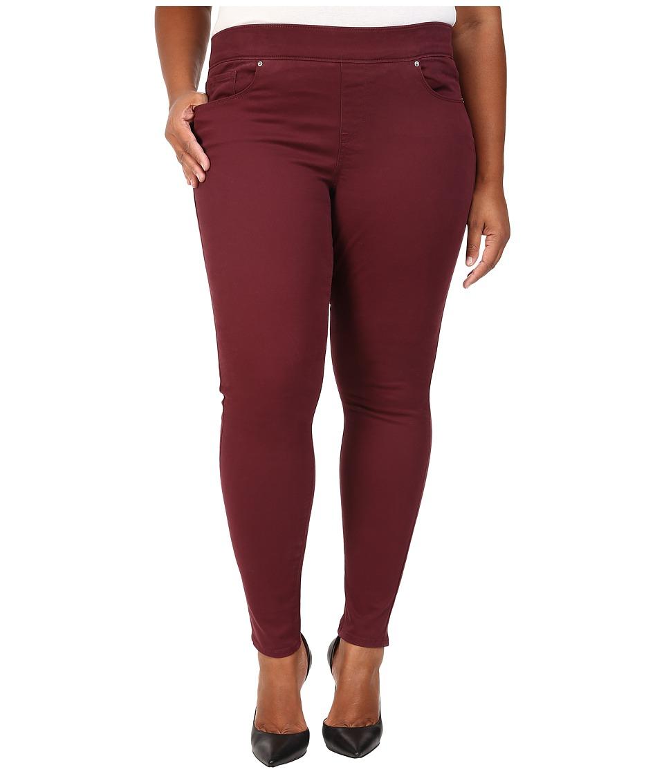 Levi's(r) Plus - Pull-On Leggings (Merlot Rinse) Women's Jeans