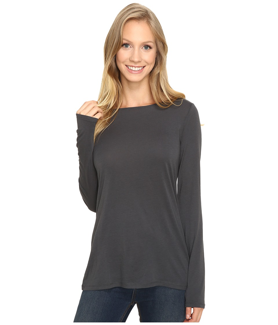 Pendleton - Bateau Tee (Grey) Women's T Shirt