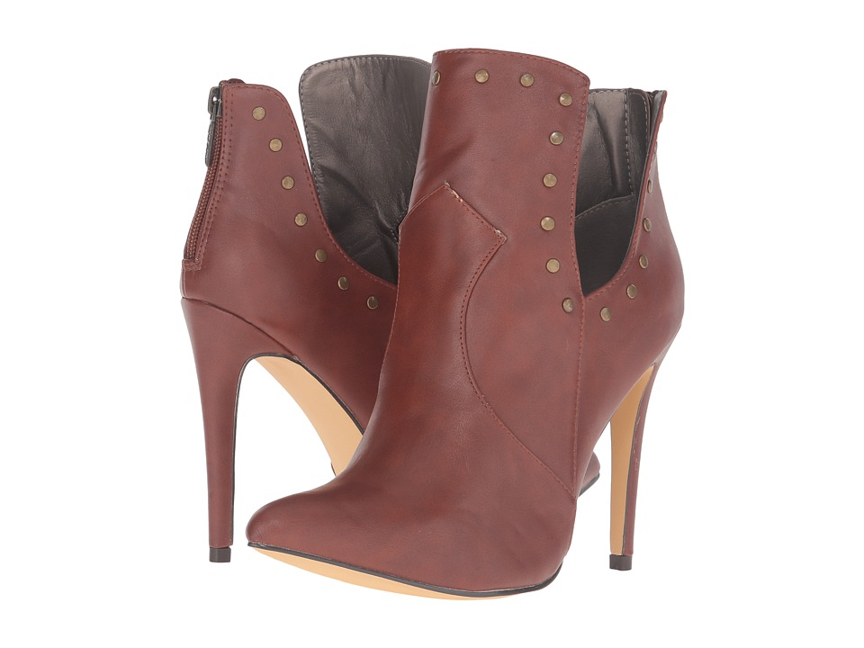 Michael Antonio - Loops (Cognac) Women's Boots