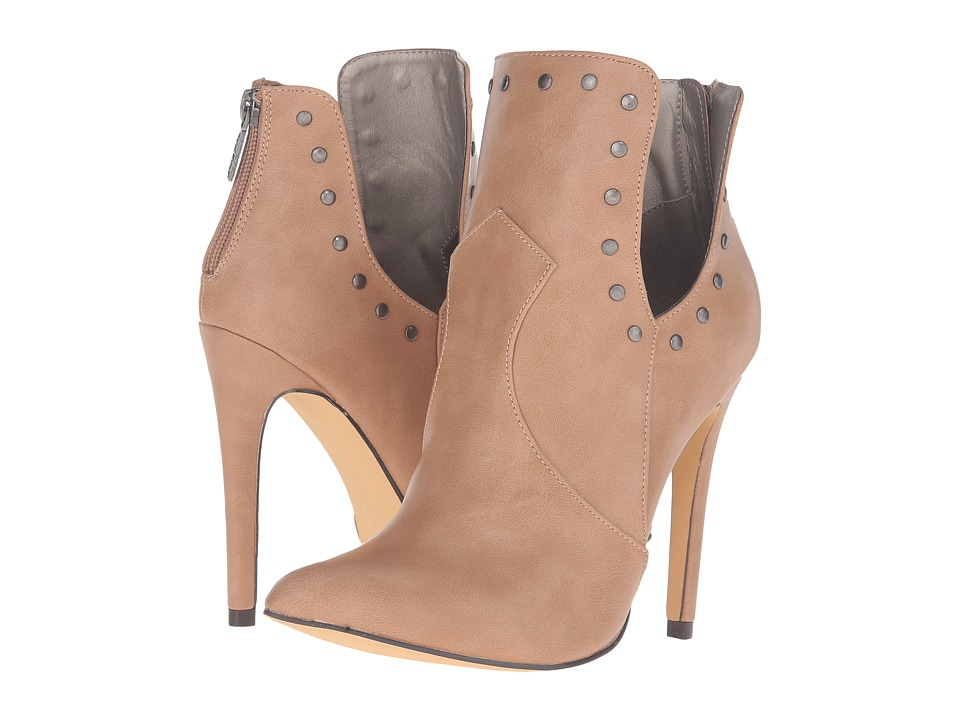 Michael Antonio - Loops (Nude) Women's Boots