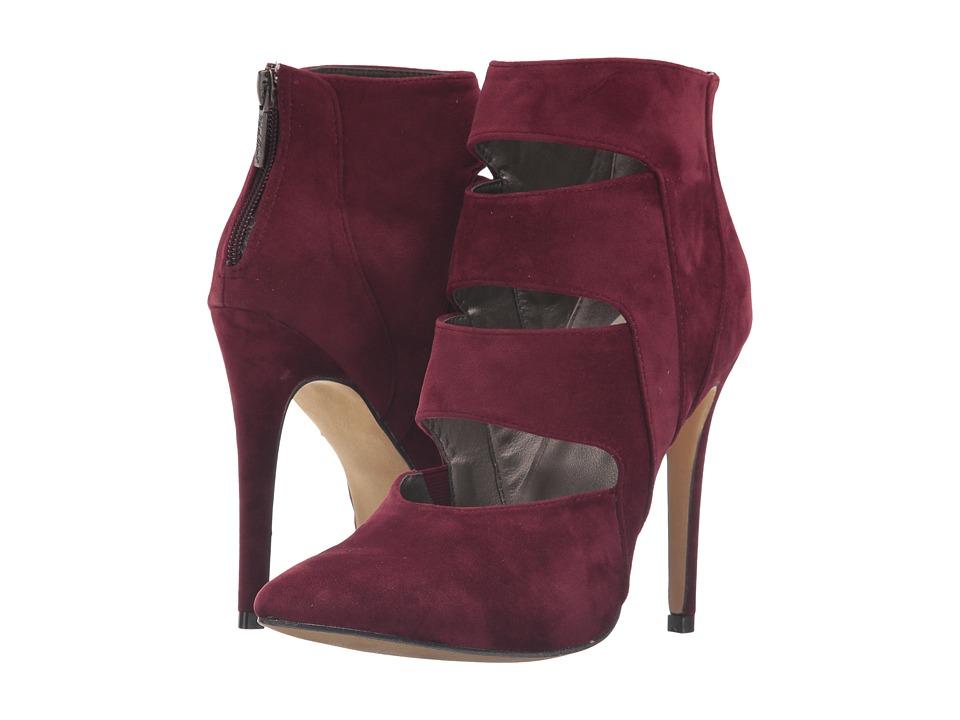 Michael Antonio - Lilo - Velvet (Burgundy) Women's Boots