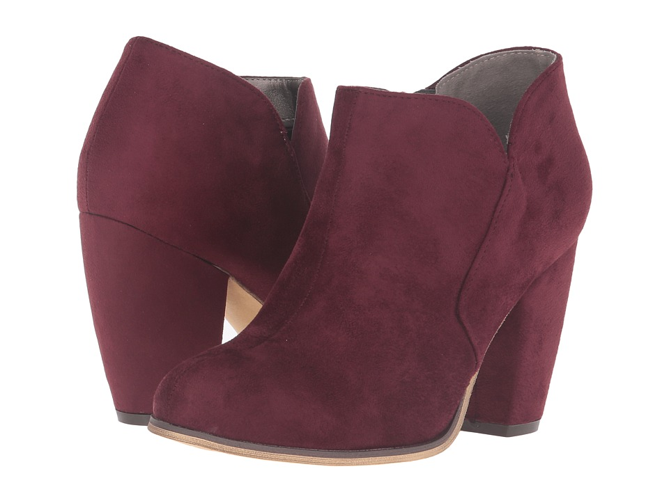 Michael Antonio Victie Suede (Burgundy) Women