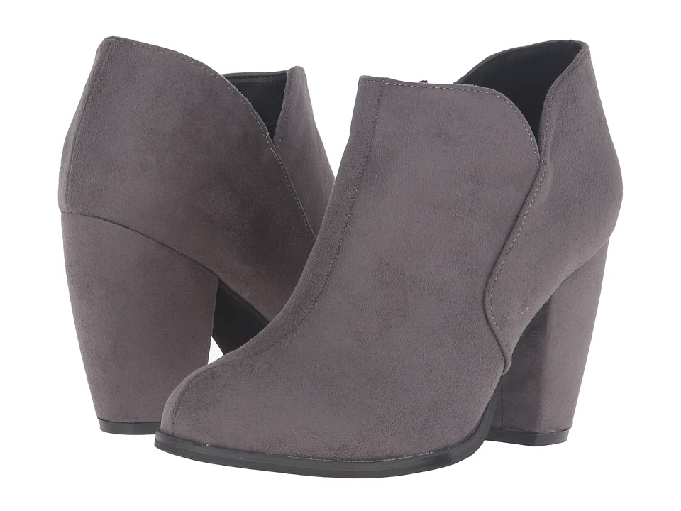 Michael Antonio Victie Suede (Charcoal) Women