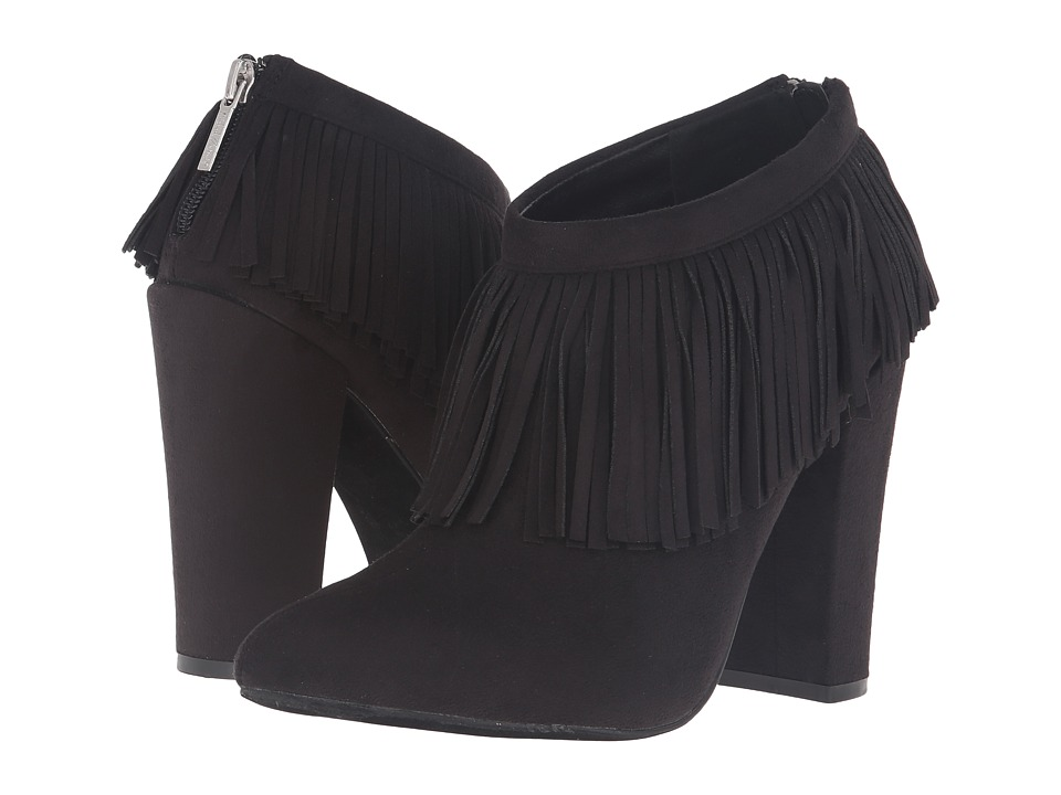 Michael Antonio Jessika Suede (Black) Women