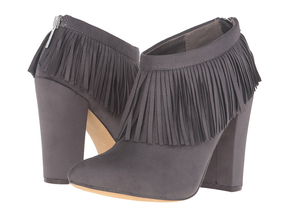 Michael Antonio Jessika Suede (Charcoal) Women