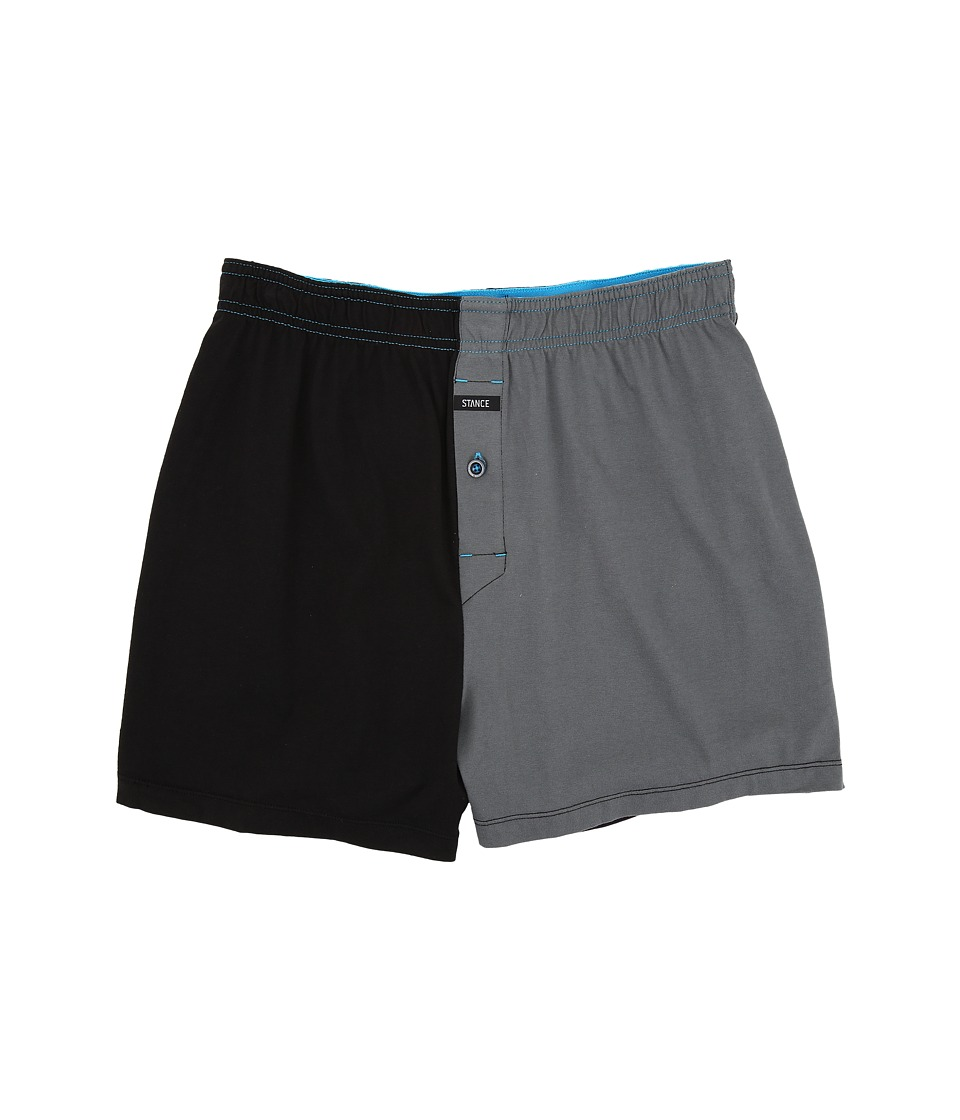 Stance - Split Screen (Black) Men's Underwear