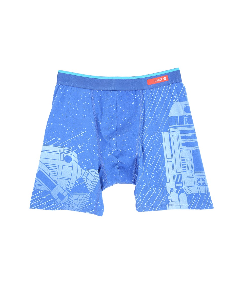 Stance - R2D2 UW (Blue) Men's Underwear