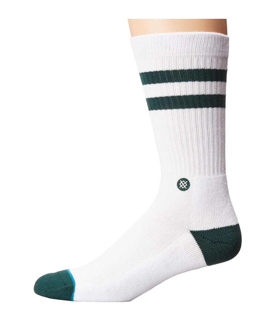Stance - Michigan State (Green) Men's Crew Cut Socks Shoes