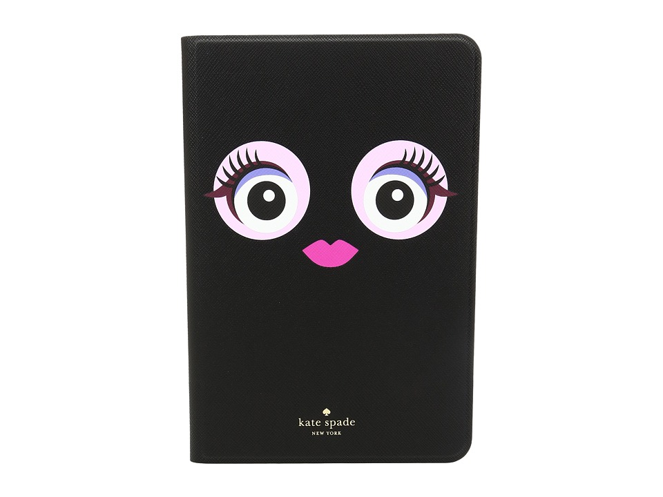 Kate Spade New York - Monster Eyes Case for iPad Mini 4 (Black Multi) Cell Phone Case