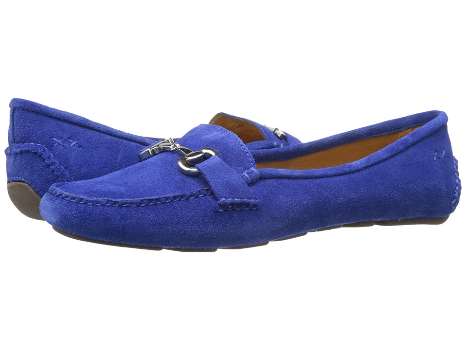 Patricia Green - Carrie (Cobalt) Women's Shoes