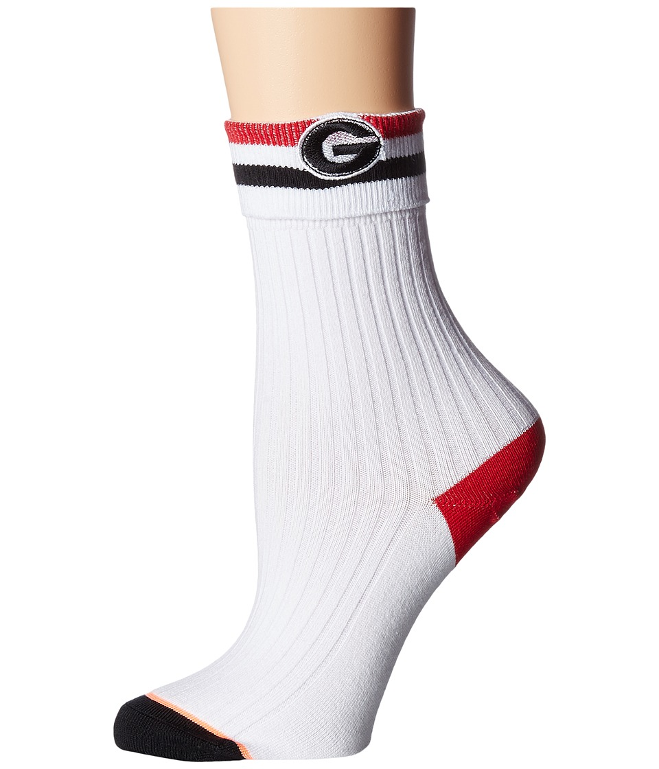 Stance - Yo Dawg (White) Women's Crew Cut Socks Shoes
