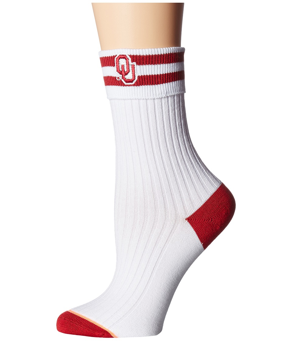 Stance - Soonie (White) Women's Crew Cut Socks Shoes