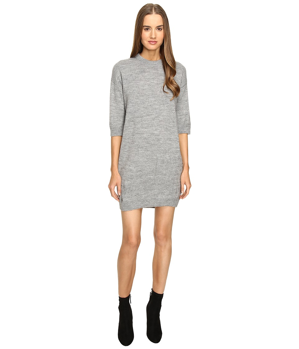 LOVE Moschino - Knit dress (Grey) Women's Dress