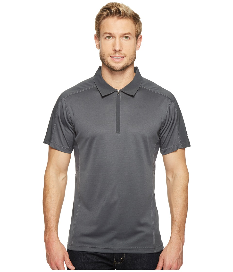 KUHL - Shadow Polo (Carbon) Men's Clothing