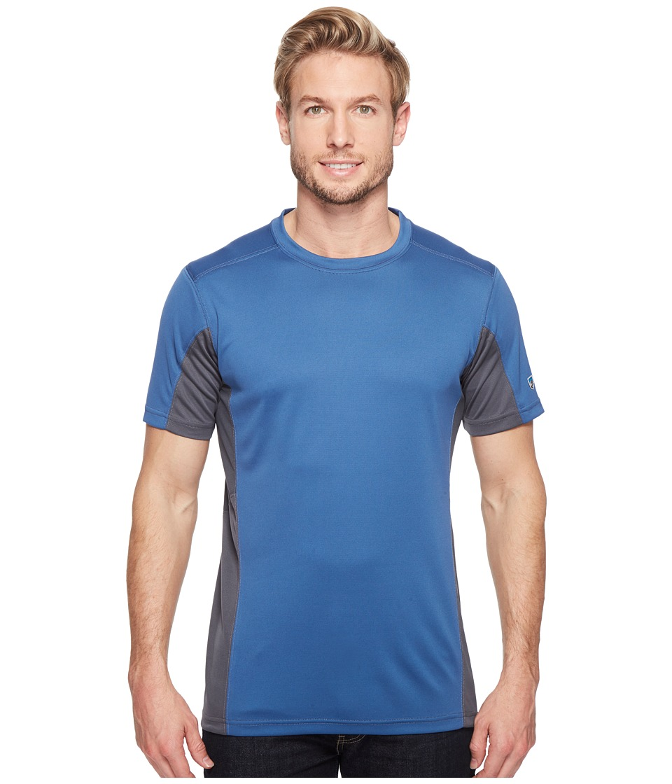 KUHL - Shadow Tee (Blue Depth) Men's T Shirt