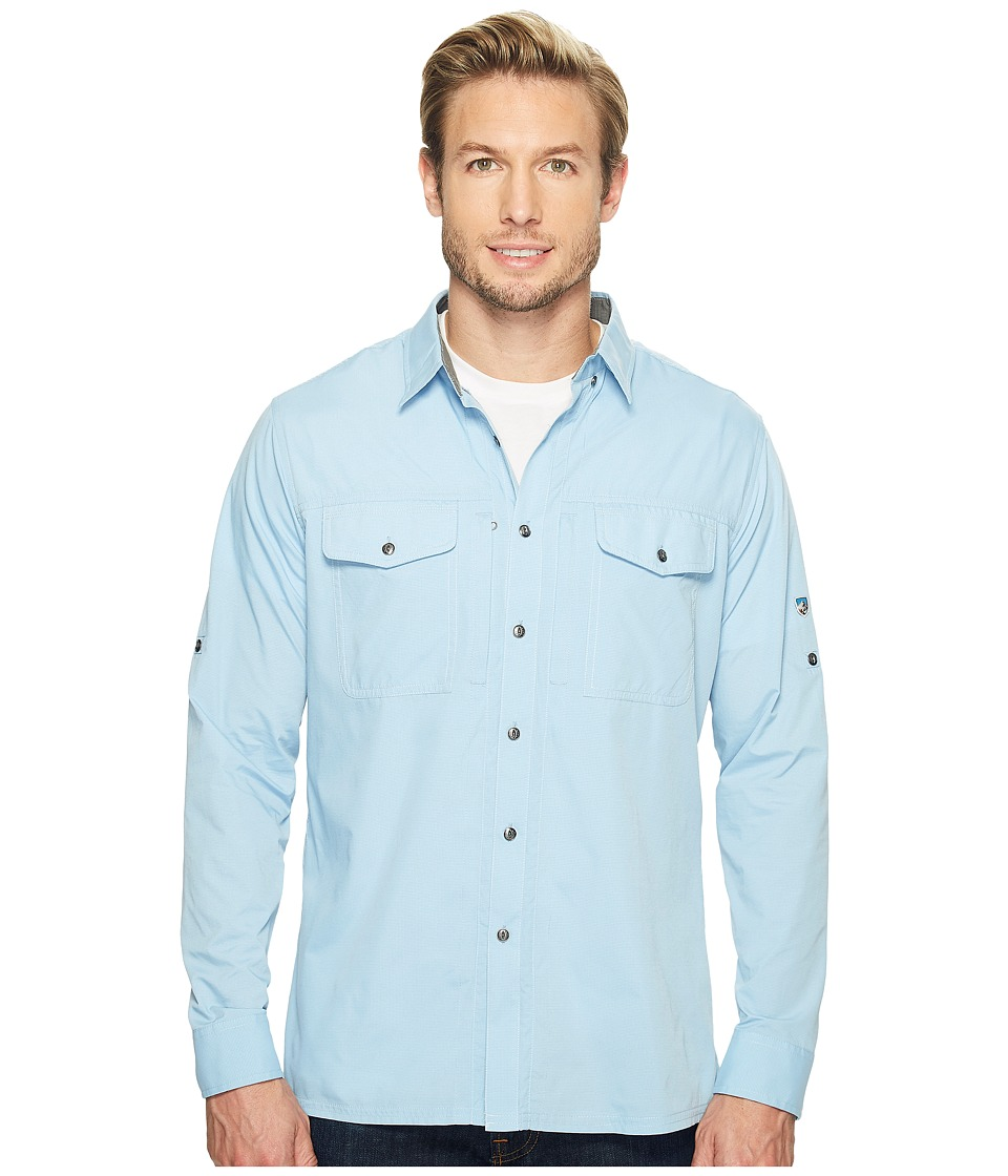 KUHL - Airkraft (Air Blue) Men's Long Sleeve Button Up