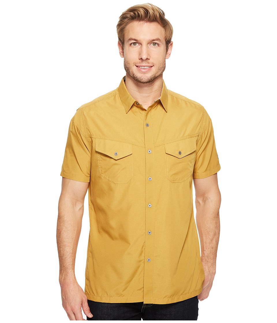 KUHL - Stealth (Copper) Men's Short Sleeve Button Up