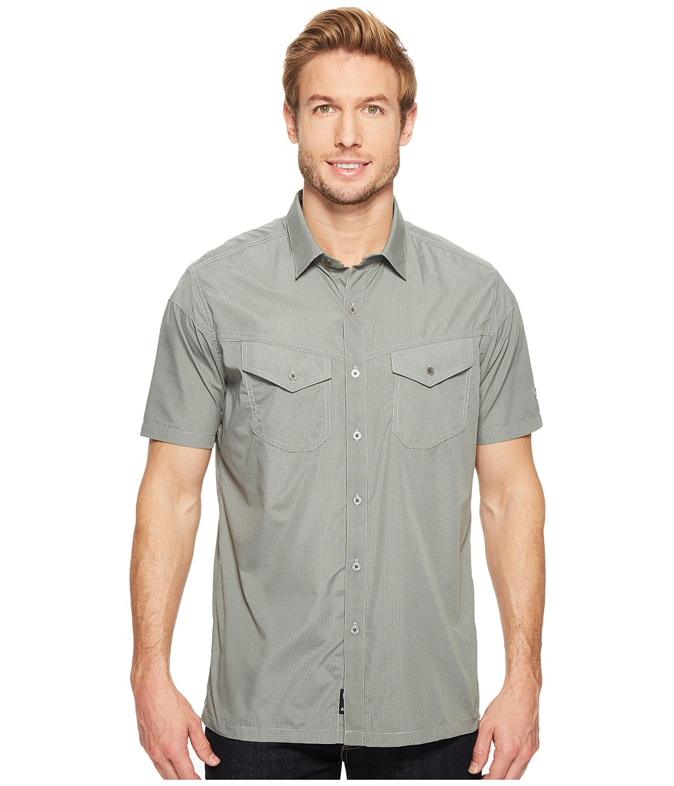 KUHL - Stealth (Metal Green) Men's Short Sleeve Button Up
