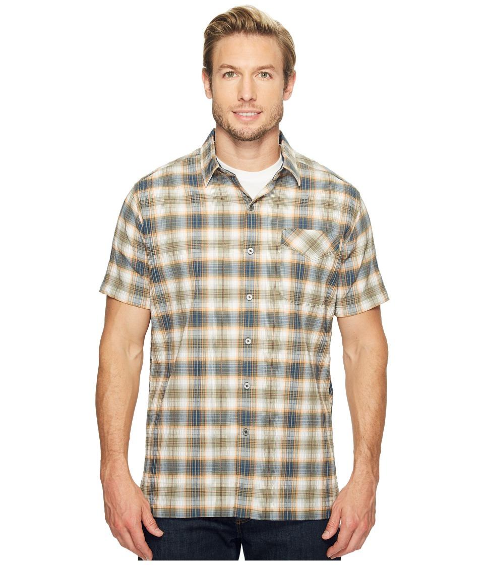 KUHL - Stallion (Aloe) Men's Short Sleeve Button Up