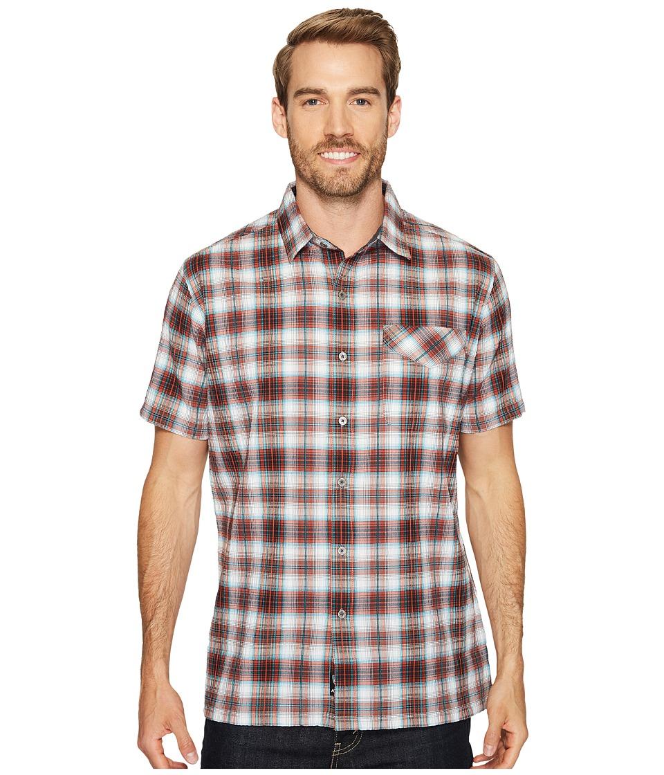 KUHL - Stallion (Clay) Men's Short Sleeve Button Up