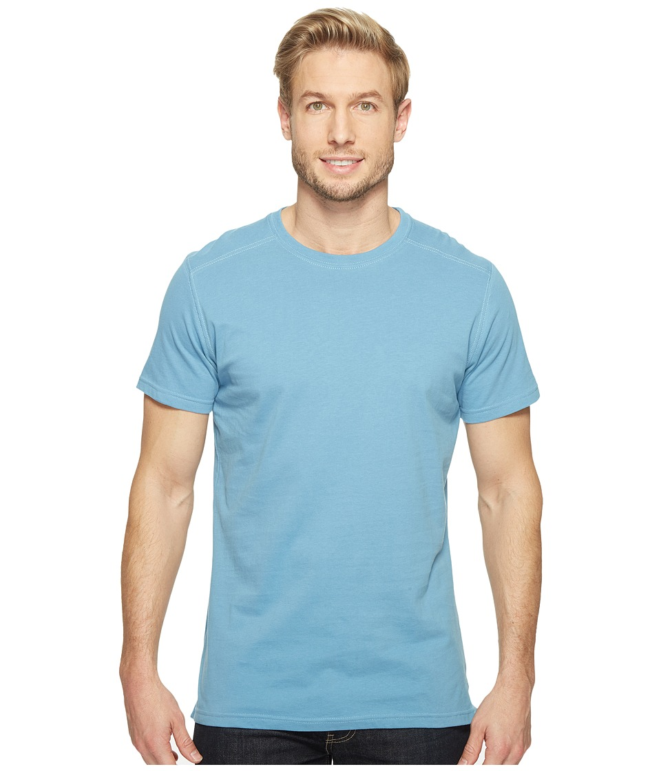 KUHL - Bravadotm Short Sleeve Top (Neptune) Men's Short Sleeve Pullover