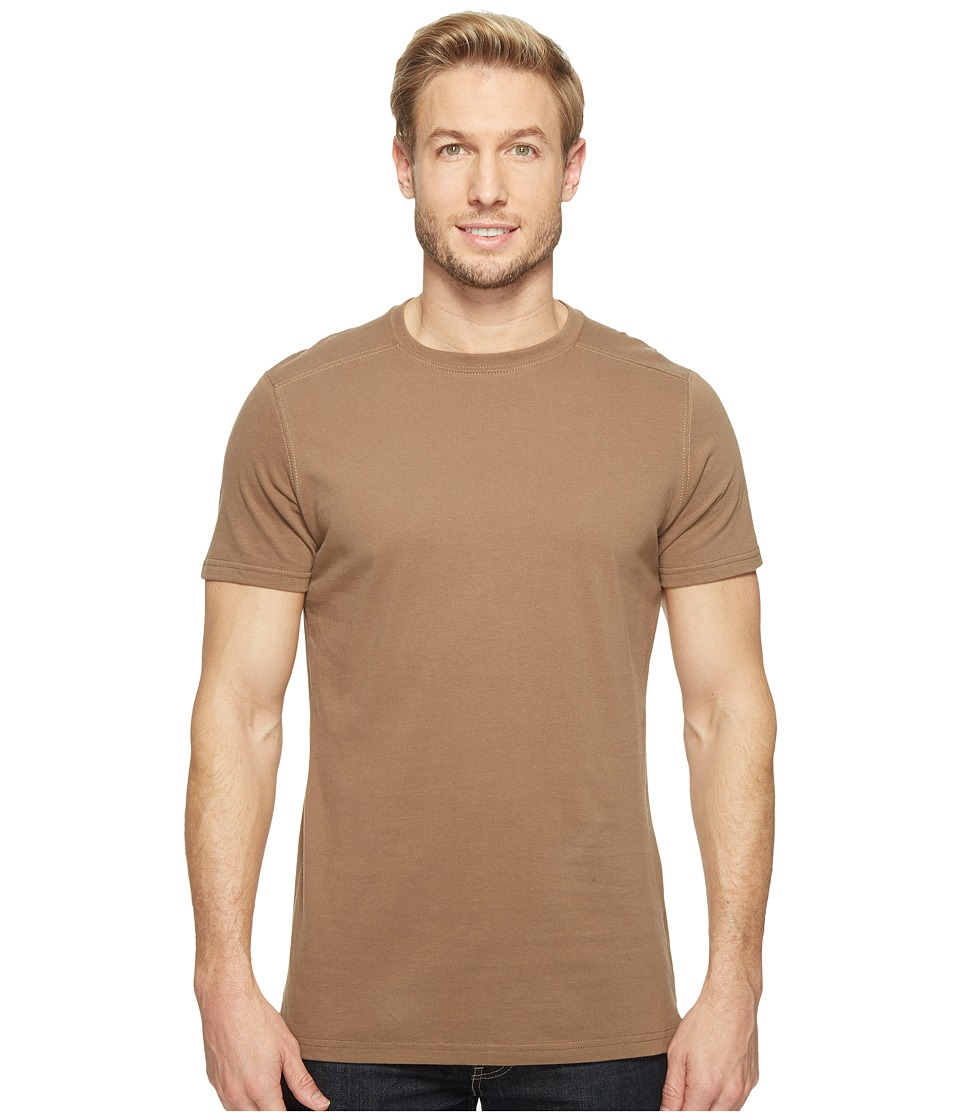 KUHL - Bravadotm Short Sleeve Top (Walnut) Men's Short Sleeve Pullover