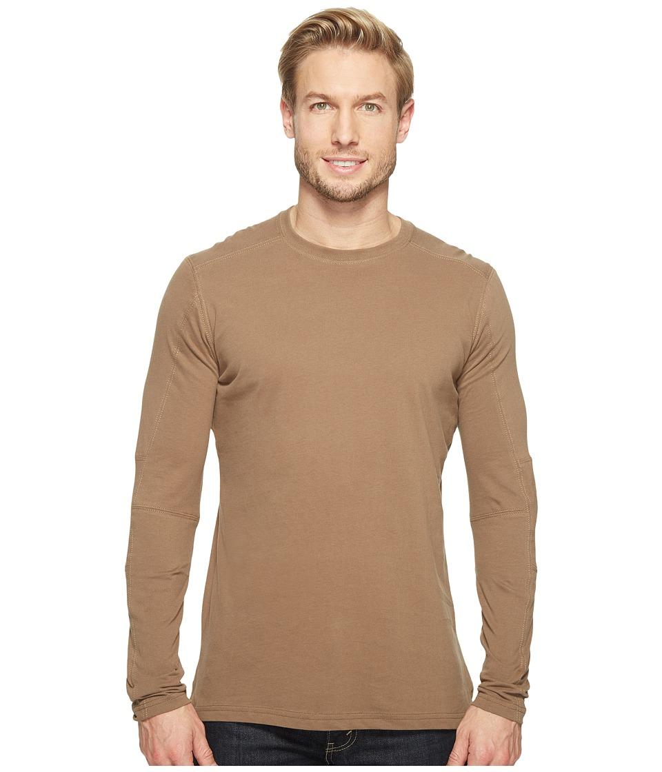 KUHL - Bravado Long Sleeve (Walnut) Men's Clothing