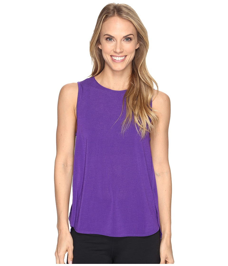 Lucy - Dream On Muscle Tank Top (Prism Violet) Women's Sleeveless
