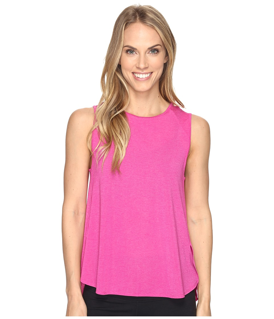 Lucy - Dream On Muscle Tank Top (Baroque Berry) Women's Sleeveless