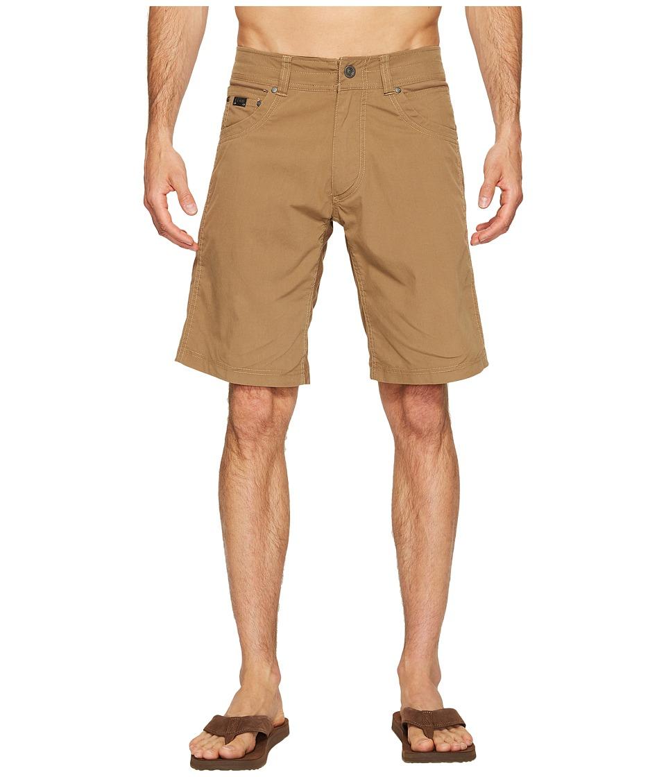 KUHL - Radikl Short (Dark Khaki) Men's Shorts