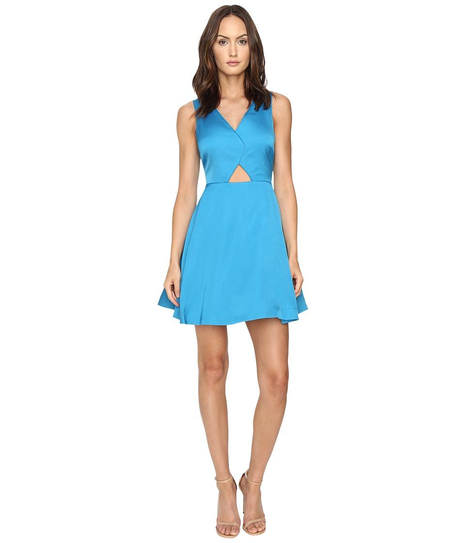 ZAC Zac Posen Chantal Dress (Azure) Women
