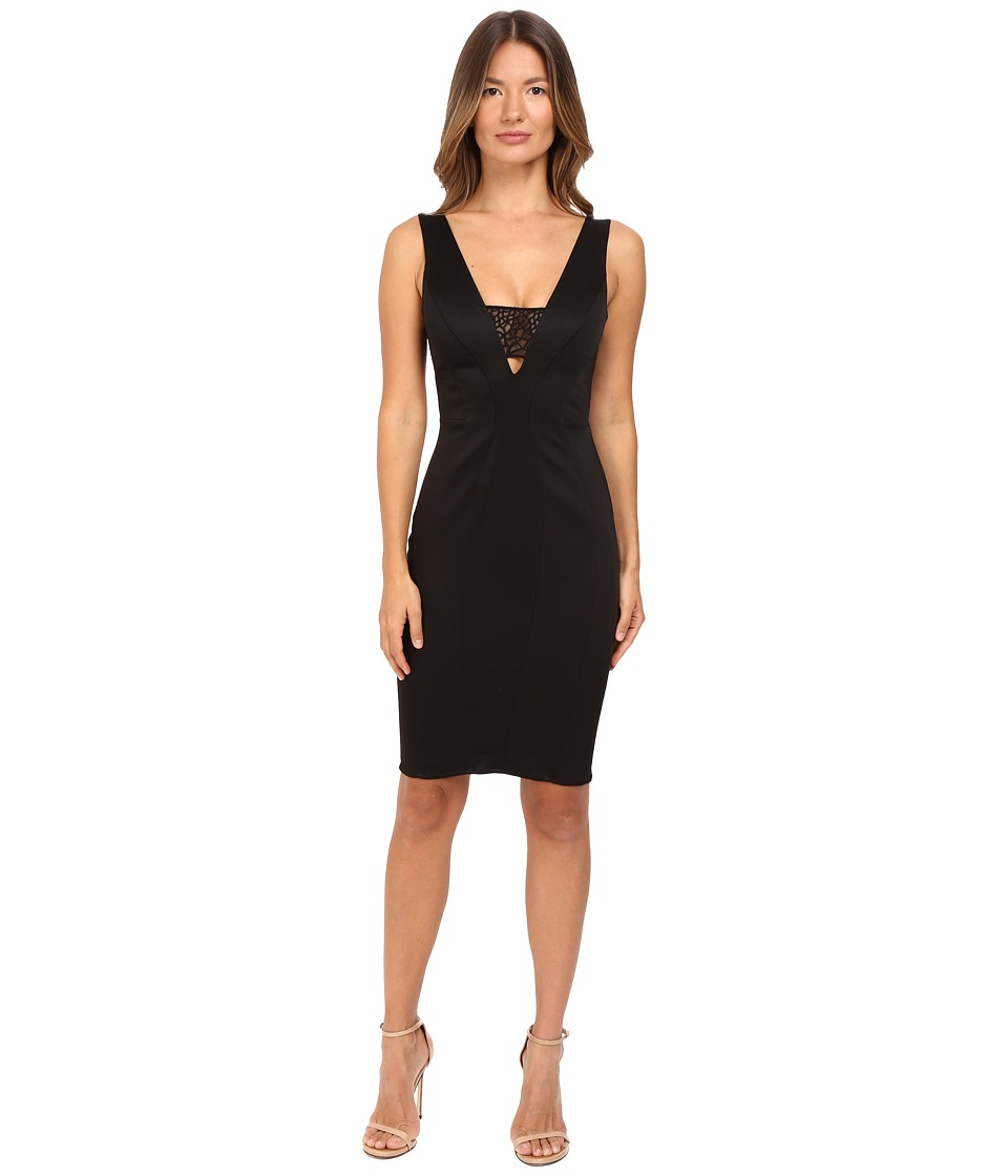 ZAC Zac Posen Alessandra Dress (Black) Women