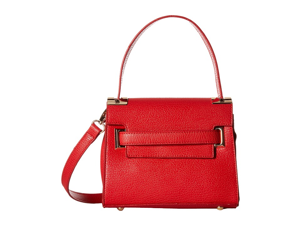 Gabriella Rocha - Alaia Shoulder Purse (Red) Handbags