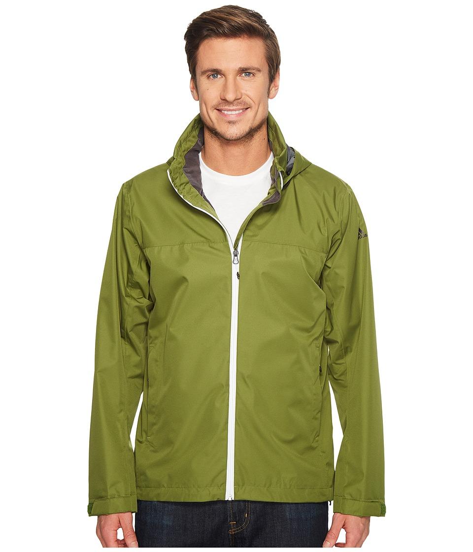 adidas Outdoor - Wandertag Jacket (Craft Green) Men's Coat
