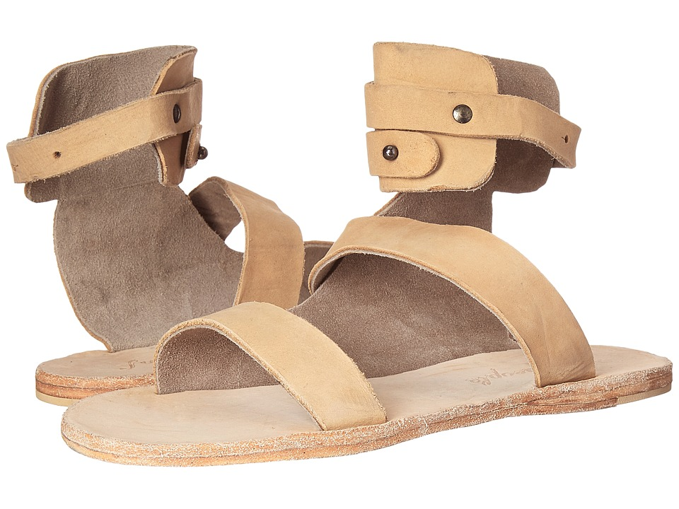 Free People - Little Fox Sandal (Sand) Women's Sandals