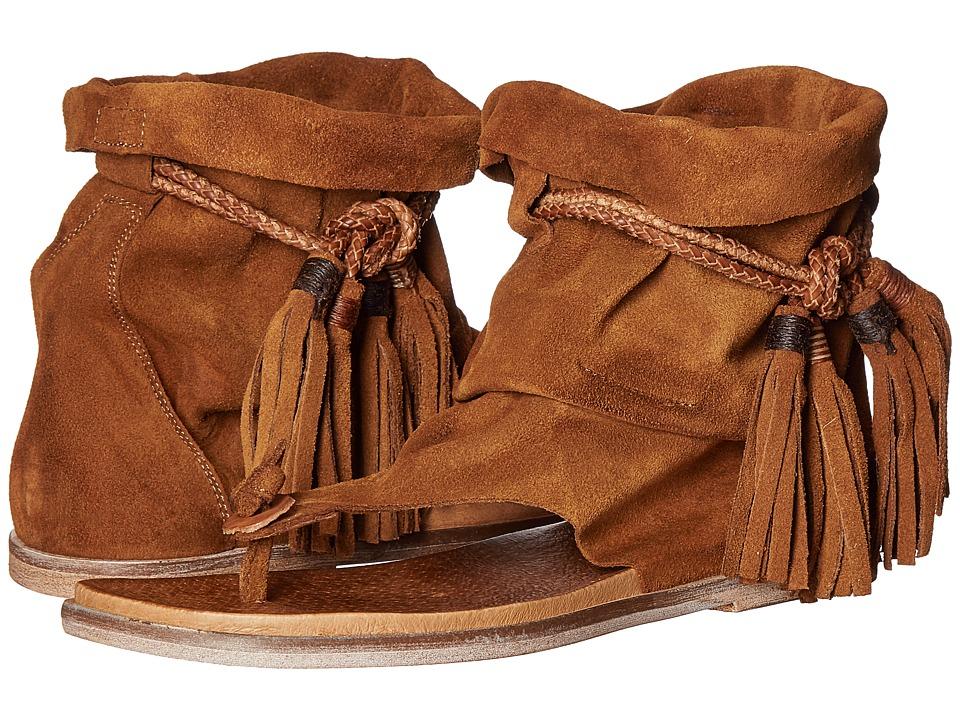 Free People Marlo Boot Sandal (Brown) Women