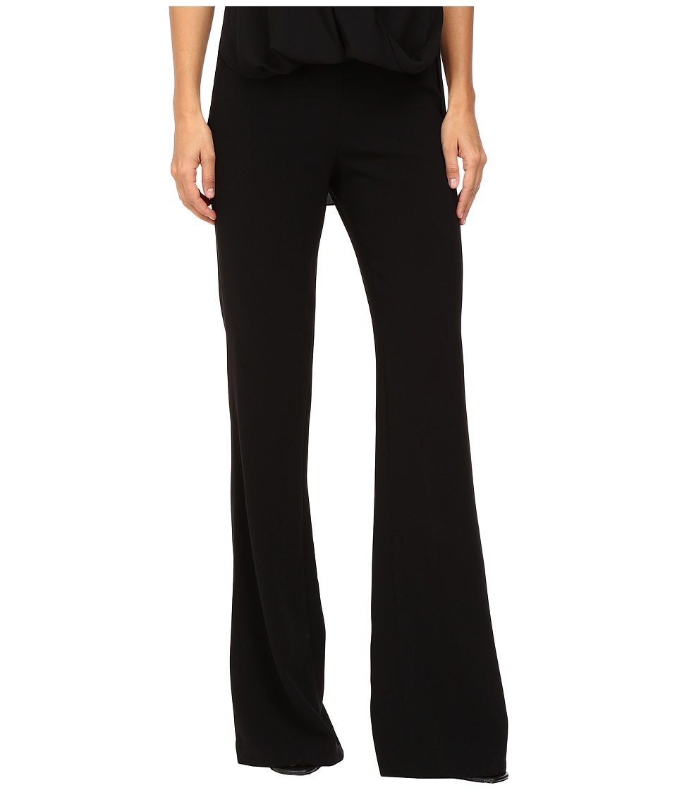 Theory - Demitria Pants (Black) Women's Casual Pants