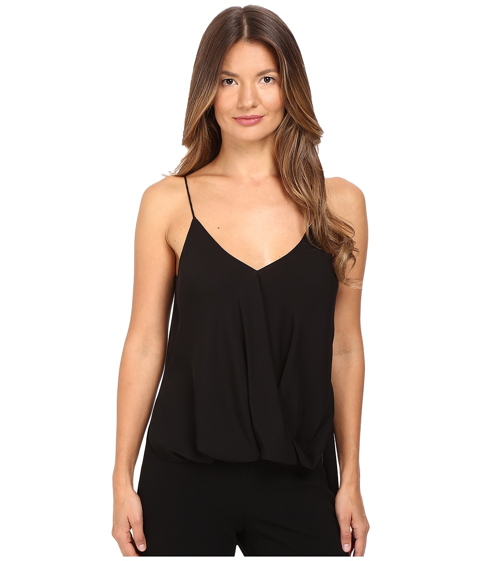 Theory - Kashya Top (Black) Women's Clothing