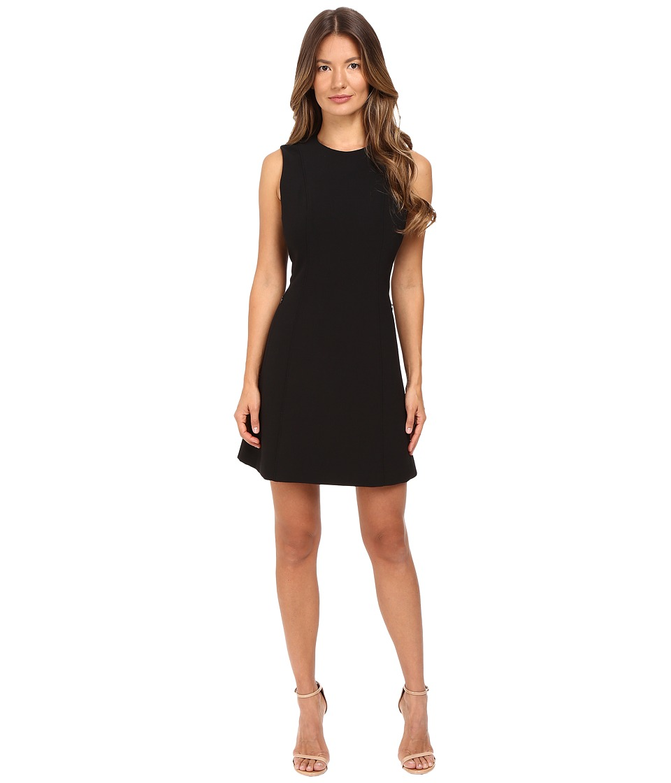 Theory - Helaina Pioneer Dress (Black) Women's Dress